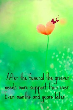 #support #loss #grief