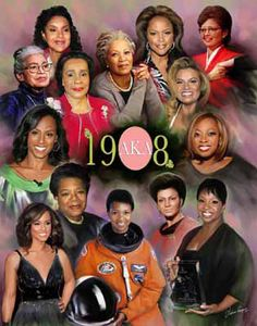 Black Woman who opened the pavement; can u name them all?