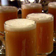 Harry Potter's Muggle Butterbeer    Ingredients    12 oz root beer (cream soda)  1 tbsp honey  2 tsps butter