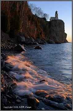 Split Rock Lighthouse, Lake Superior, Minnesota