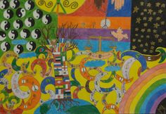 Finalist from Uruguay: Lions Clubs International 2012-2013 Peace Poster Contest