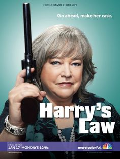 Kathy Bates (this was a good show, by the way)