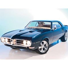 1968 Firebird - dude this would be sexy on me.... :))