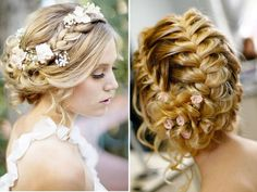 Inspiratie voor de mooiste bruidskapsels