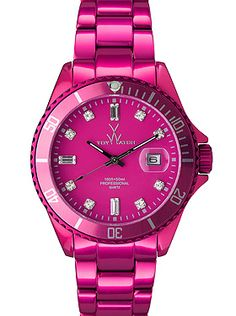 Adorable Pink Watch.