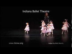 Indiana ballet theatre cassete