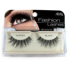 """Ardell has the best false eyelashes in my opinion, and they are inexpensive! Find them at any local drugstore. These are """"wispies"""" which are voluptuous, and fierce ;)"""