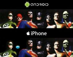 Apple Vs. The Flash generalroshambo