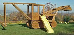 Tractor Playground