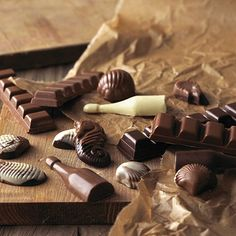 Chocolatier moulds for homemade Christmas treats