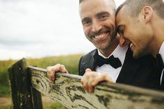 totally sweet wedding photo by Levi Ely of Ely Brothers, Columbus, Ohio wedding photographer | via junebugweddings.com