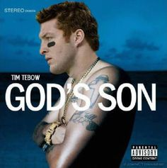 Check out Tim Tebow the rapper ha ha.