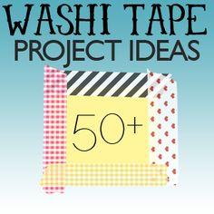 50+WashiTape
