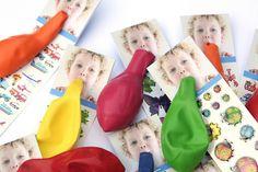 Treat idea kids without food |  traktatie idee zonder eten of snoep | #traktatie #treat #balloon #ballon