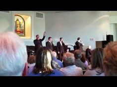 This video was recorded at the 8th annual concert featuring The Inspirations on May 10, 2012 at Byron Baptist Church in Byron, GA.