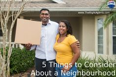 Buying a home is a long-term, important investment, so take the time to discover what makes your targeted neighborhoods tick. There are a number of ways to check the pulse of a community; talking to neighbors can give you a great snapshot of what it's like to live there. Here are five other ways to determine whether a neighborhood is the right fit for you.