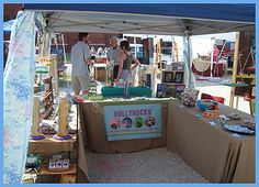 Outdoor Craft Show Survival Guide by Hollyrocks
