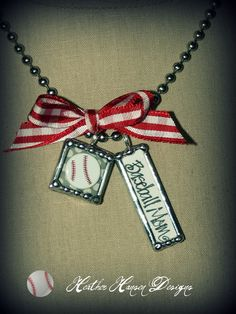 So cute for this baseball moms!