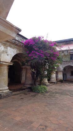 Iglesia y convento de las Capuchinas (Antigua Guatemala)