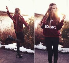 sweaters, dull edgi, cloth iii, street style, hipster lovin, sickgirl, ohh fashion