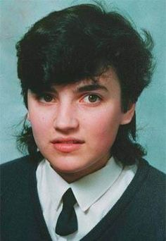 Heather Ann West. Born October 17, 1970 to Fred and Rose West. She was physically abused by Rose and sexually abused by Fred, especially after her sister Anne-Marie ran away. In 1986, she told a friend what was going on. In June 1987, he killed her after she defiantly sneered and laughed at him. Fred and Rose claimed she had run away with a lesbian lover and was working in a drug cartel. Her remains were found in February 1994.    She looked like a tough girl, brave until the very end.