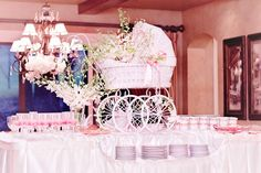 baby shower themes, so pretty