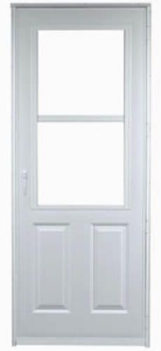 Farm house inspiration on pinterest for Insulated storm doors