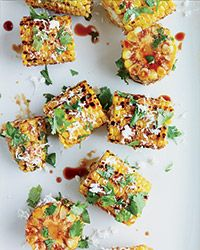 Thai-Glazed Corn Recipe