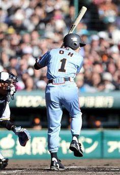 Sadaharu Oh (Yomiuri Giants) - the all-time leader in home runs