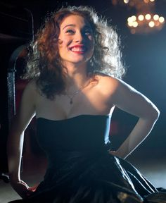 Regina Spektor- saw her in Houston! Beautiful.