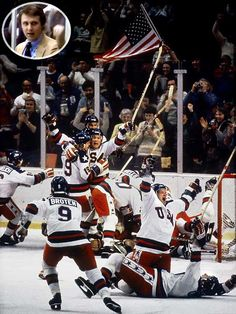"""I believed!  1980 Winter Olympic USA Hockey, """"The Miracle On Ice"""""""