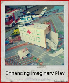 Taming the Goblin: Kids Coop - Hospital Imaginary Play