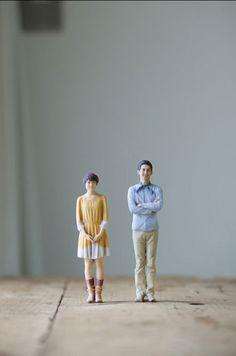 Omote 3D: Der erste 3D-Printing-Fotoautomat in Tokio produziert Porträts in Form von Miniaturfiguren
