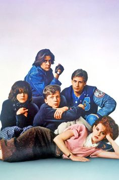 The Breakfast Club one of the best movies ever <3 <3