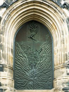 St. Andreas Kirche - Hildesheim, Lower Saxony, Germany door