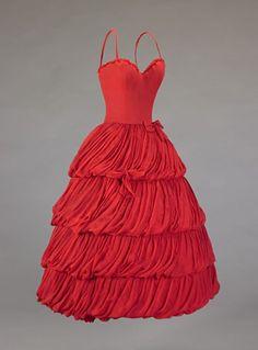Dress    Christian Dior, 1956