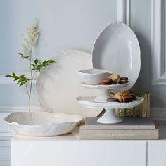 dBO Pomegranate Ceramic Serving Bowls