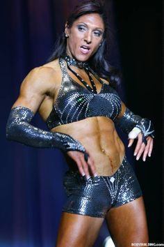 Fitness Competitor - Tracey Greenwood