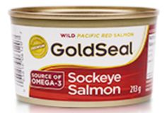 Is canned salmon jus...