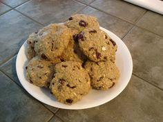 Cranberry Chocolate Cookies - Podcast Episode 3: Confabulation http://youarenotsosmart.com/2012/05/30/yanss-podcast-episode-three/