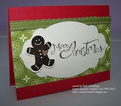 """Always Stampin' **** SU """"Scentsational Season"""" stamp image & """"Holiday Collection"""" Framelits Dies, 2012 Holiday Mini."""