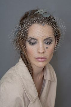 Galeria de Headpieces de Lia Terni