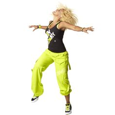 The options are endless in theFeelin' It Zumba Cargo Pants, aka the ultimate Zumba® wear pants. Get it at FitnessFactoryZum... for only $80.00. We lost count a long time ago on reasons to love our cargos, but wherever we left off – add these three new color options to the list! Wear 'em down and baggy, snap up one leg, or gather the bottom for a funky-fresh look. Isn't it amazing what some tassels and a little confidence can do!