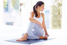 8 Yoga Moves to Beat Holiday Stress