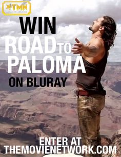 Win The 'Road to Paloma' on Blu-ray from The Movie Network.#Giveaway #PinItToWinIt starring #JasonMomoa
