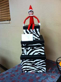 Clever Claire loves the Zebra Boxes from Clever Container! $24 http://facebook.com/dreamtobeorganized and http://mycleverbiz.com/cleverjulie