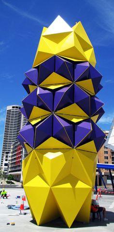 Perth Arena Sculpture
