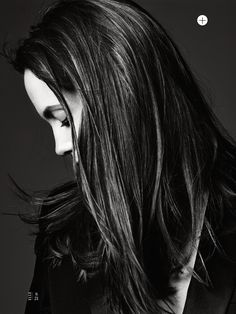 Angelina Jolie | Hedi Slimane | Elle US June 2014