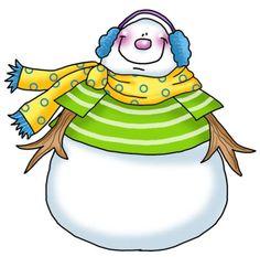 scrapbooks, clipart, christmas, ebay, christma snowman