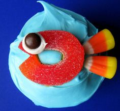 Fish (cup) Cakes